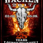 Wacken Open Air 2017: LineUp crescendo