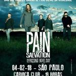 """Pain of Salvation desembarca no País na próxima semana – Tour """"In The Passing Light of Day"""""""
