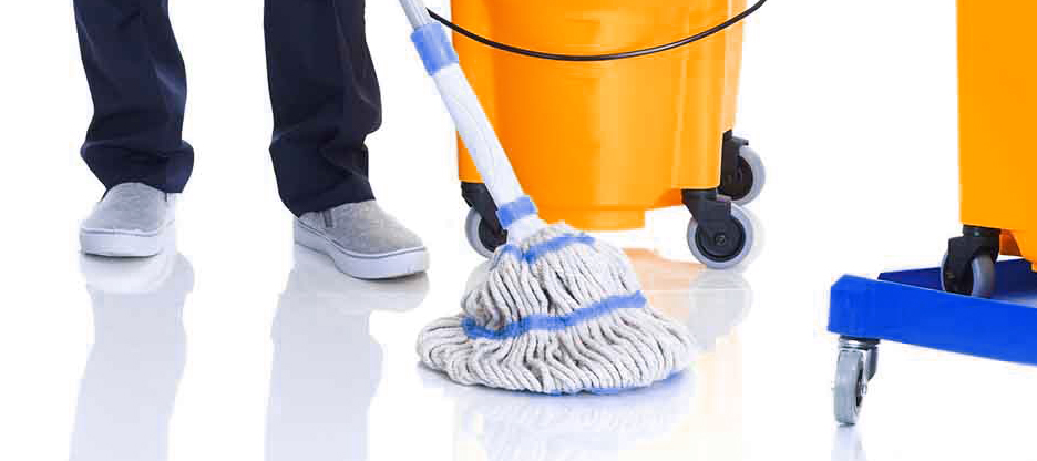 pulizia per eventi