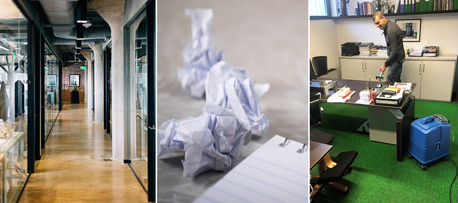 pulizia uffici a Milano