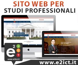 e2ict siti web professionali