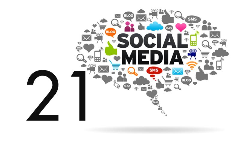 21 Canali Social Media da utilizzare nel tuo business