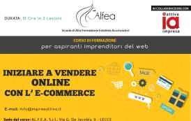 Corso: Vendere online con l'e-commerce Lecce