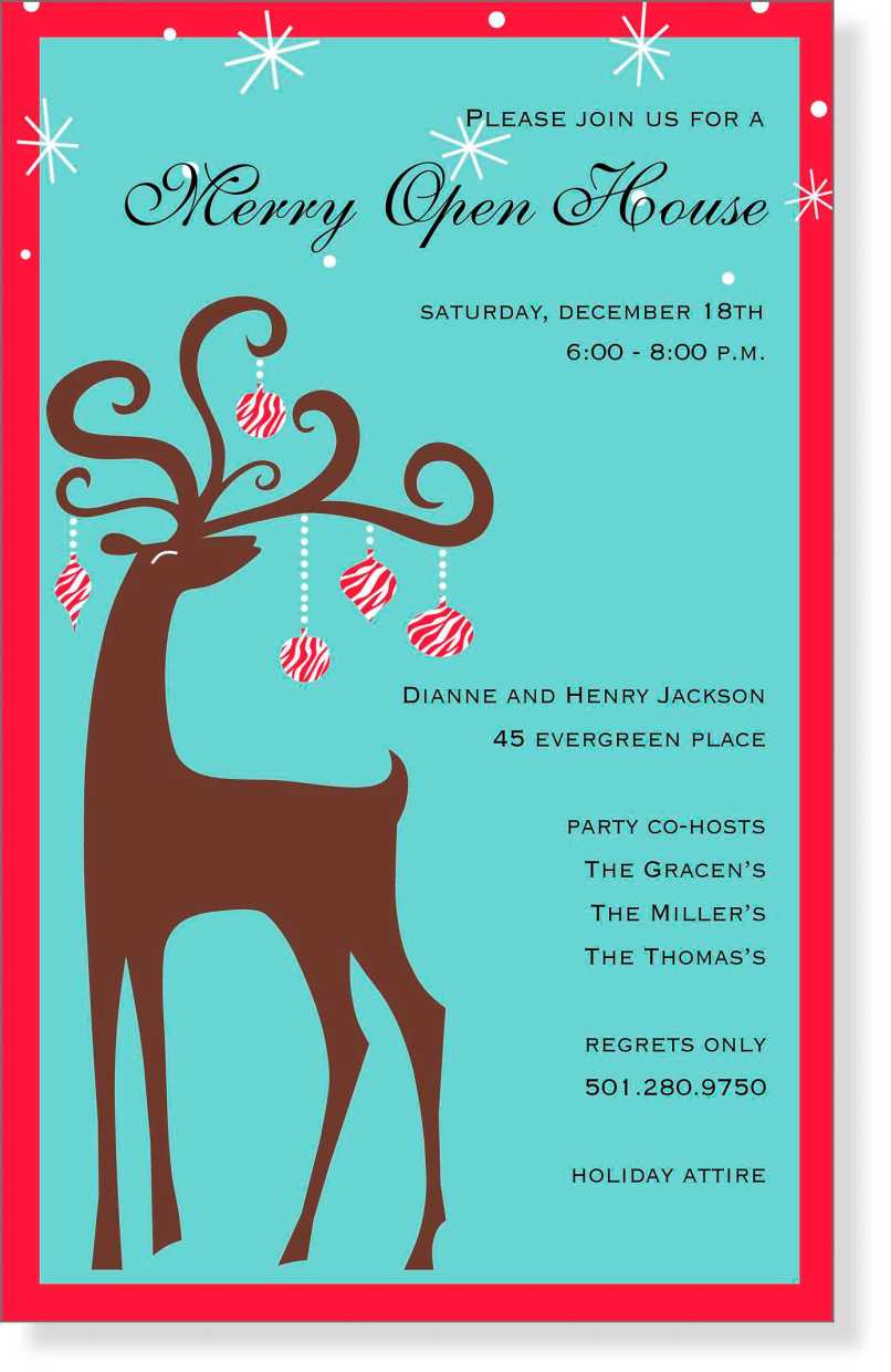 Cute Holiday Party Invites Sayings | Invitationjpg.com