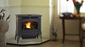 Hampton® GC60 Large Pellet Stove