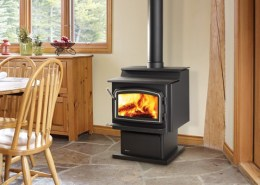 Regency Classic™ S2400 Medium Step Top Wood Stove