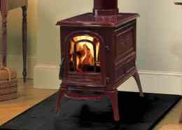 Aspen® Non-Catalytic Wood Burning Stove
