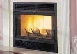 WarmMajic® Wood Burning Fireplace