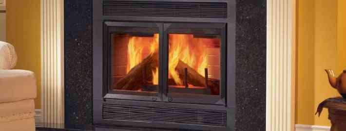 Monarch Wood Burning Fireplace By Majestic Products