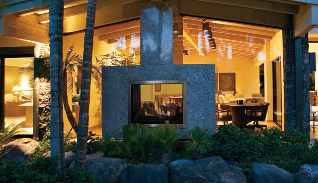 see designer series radiant burning wood thru majestic fireplaces fireplace through