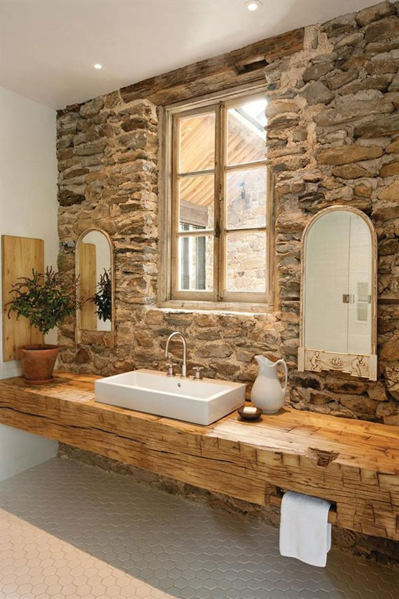 Brick And Stone Wall Ideas  38 House Interiors  brick6 Brick And Stone Wall Ideas  38 House Interiors