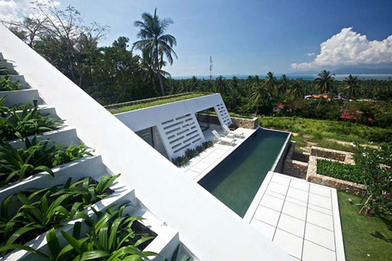 Aqualina Residence 3 sustainable architecture