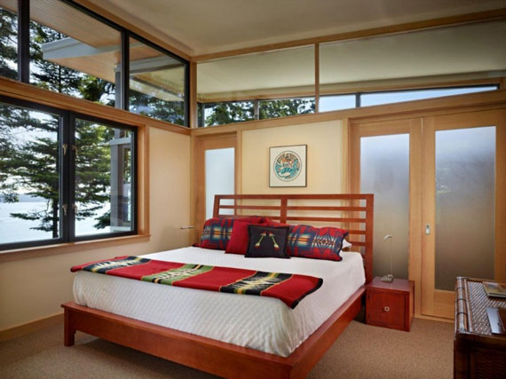 Port Ludlow Residence 4 sustainable architecture by FINNE Architects