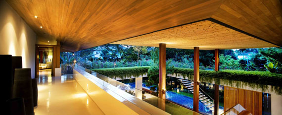 Tangga House 2 sustainable architecture by Guz Architects