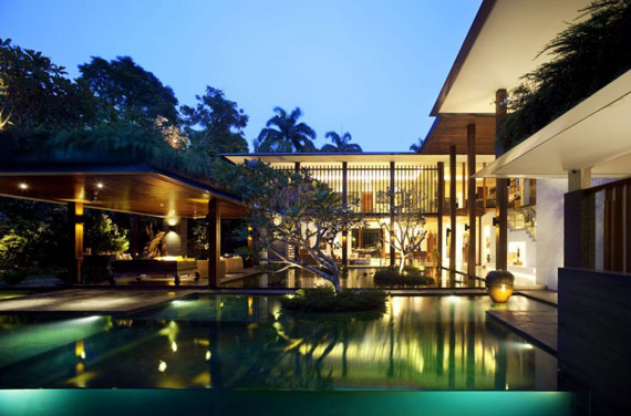 The Sun House 2 sustainable architecture by Guz Architects