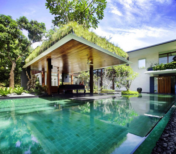 The Sun House 3 sustainable architecture by Guz Architects