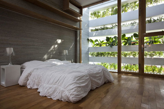 Ha housen 3 sustainable architecture by Vo Trong Nghia
