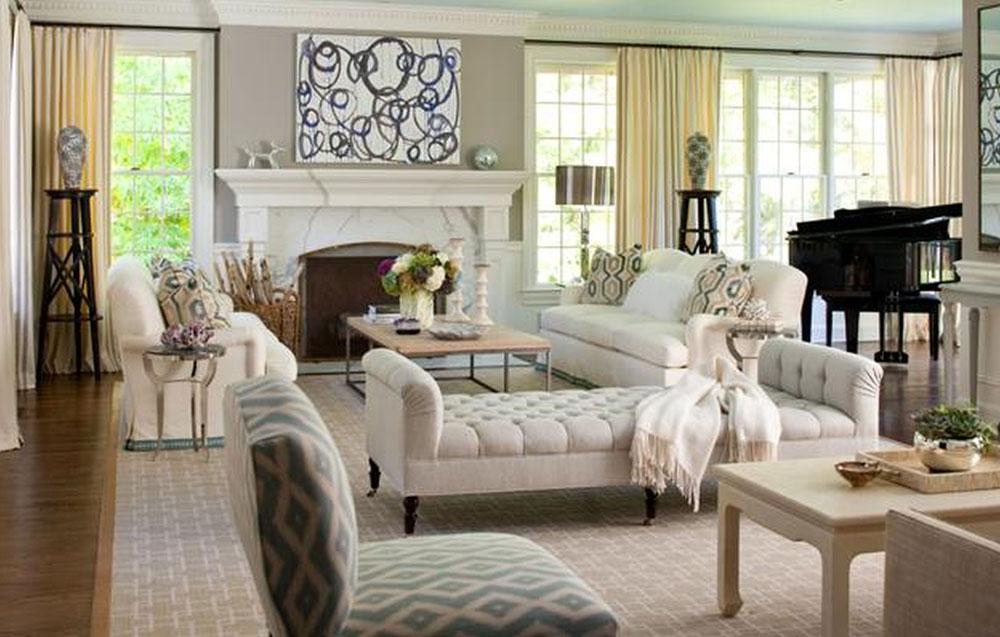 Furniture Layout Large Living Room