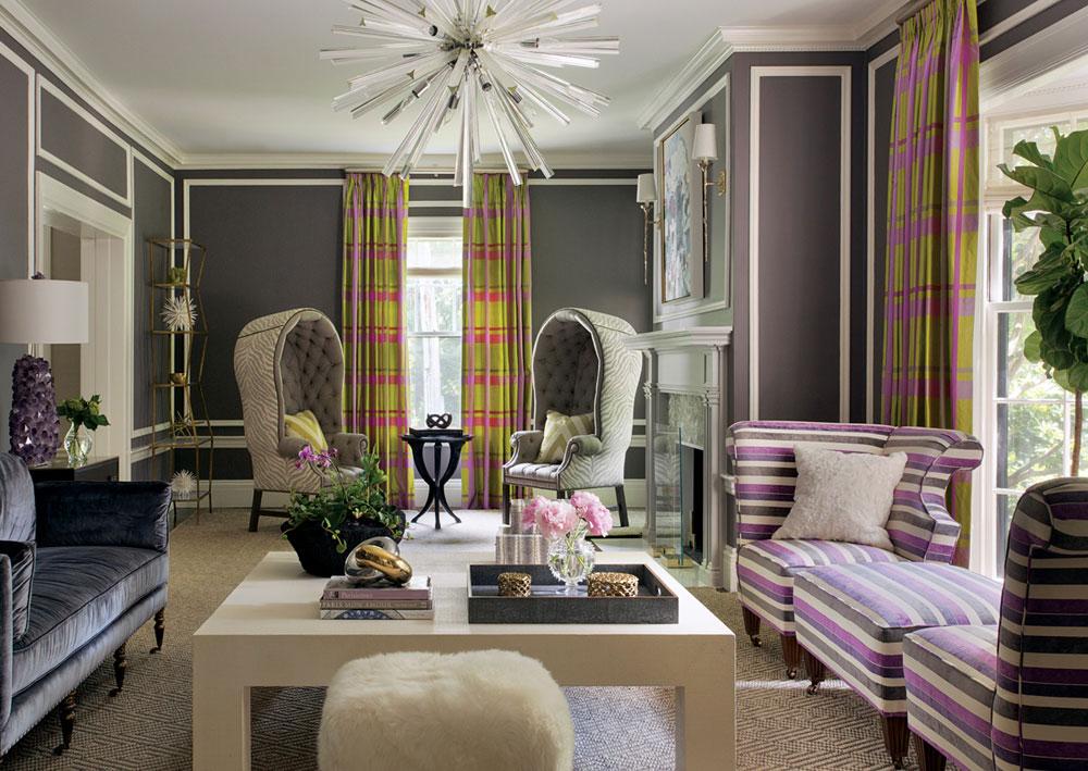 Interior Design For Rectangular Living Room Part 37