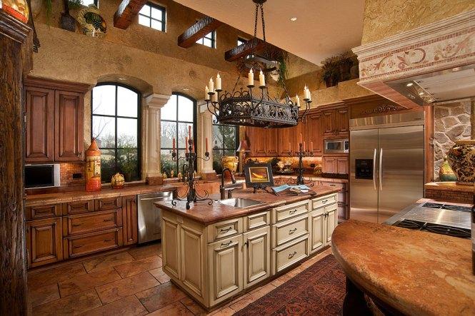 Modern Tuscan Interior Design For Home