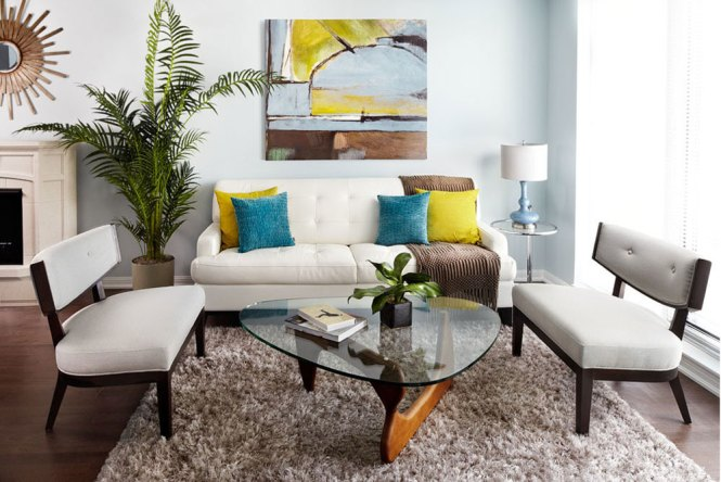 Small Apartment Furniture And Interior Design