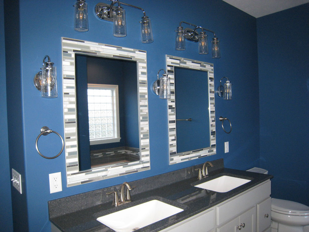 Blue bathroom ideas  Design  d    cor  and accessories 3517 Crystal Spring by Robert McCurley Contractor Blue bathroom ideas