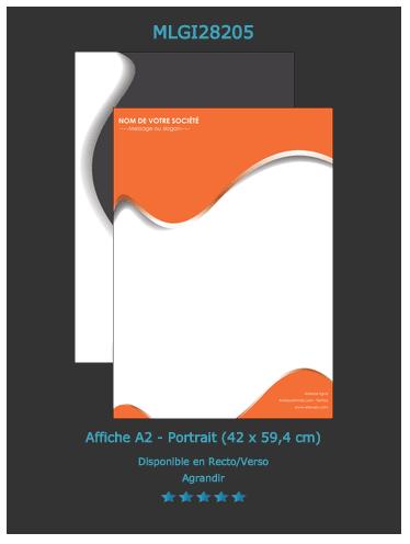 Extrêmement Affiche Publicitaire pour un concours - Imprimerie Affiche SA96