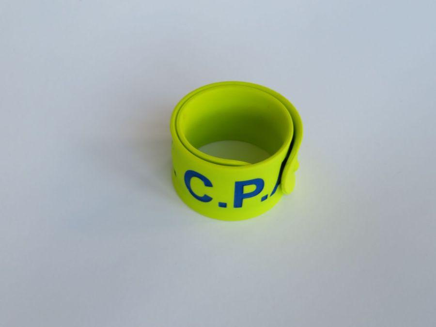 Objet publicitaire bracelet plastique à Narbonne