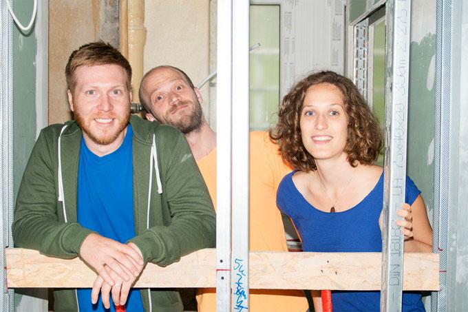 Comedy Cafe Berlin - Noah, Dino und Nina