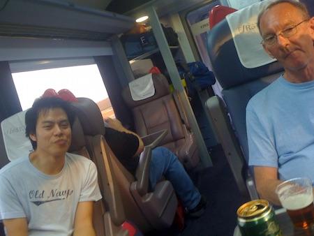hoyland-train