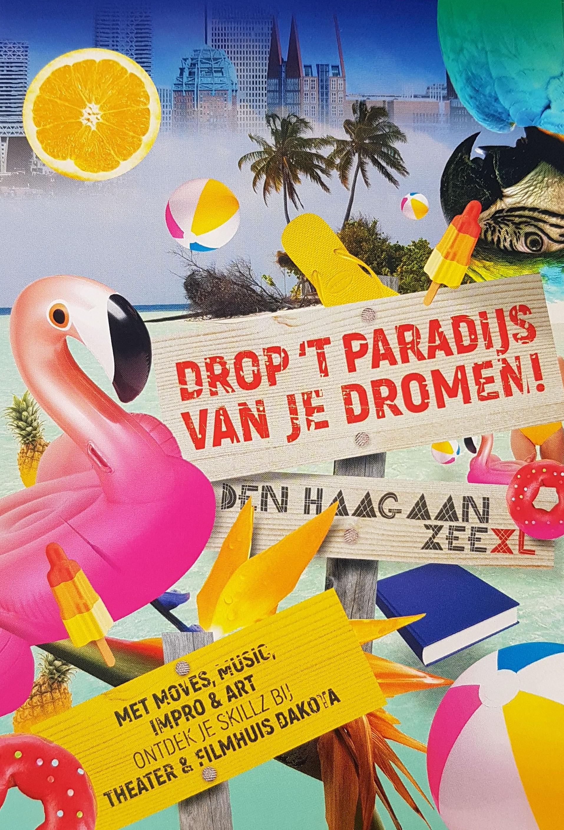 Doe mee aan Den Haag Aan Zee XL 2018