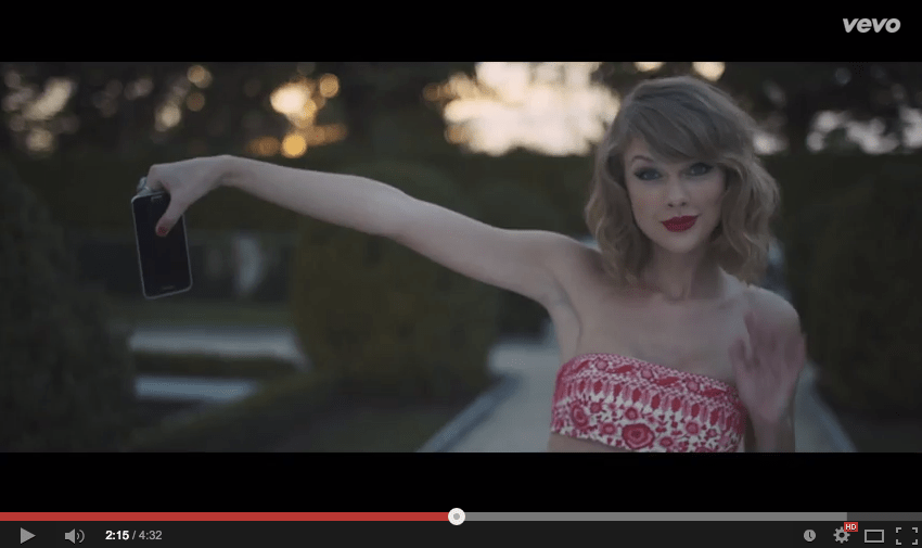 Taylor Swift's Blank Space is the perfect longform