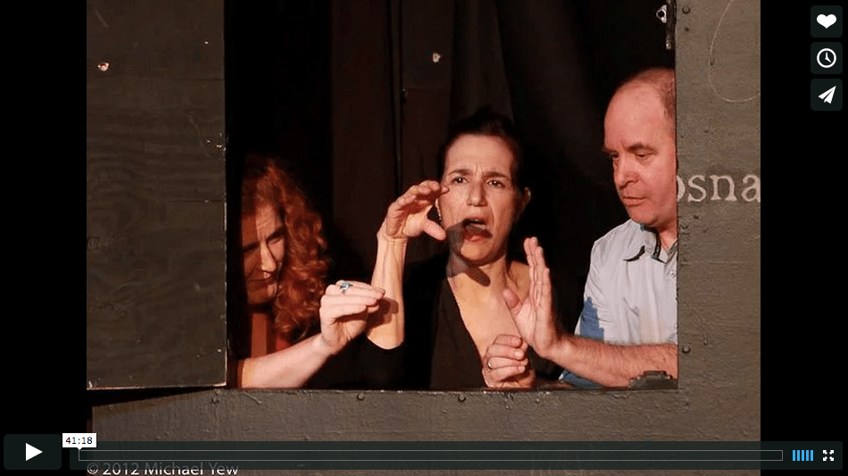 Impro clips – The Naked Stage