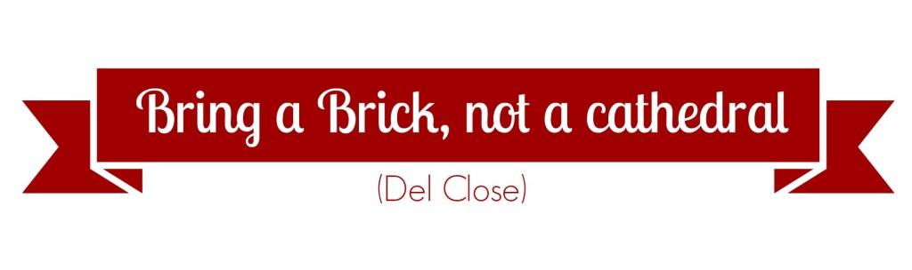 Impro-citaat: Del Close