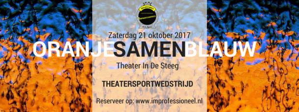 Improfessioneel Samen 21 oktober 2017