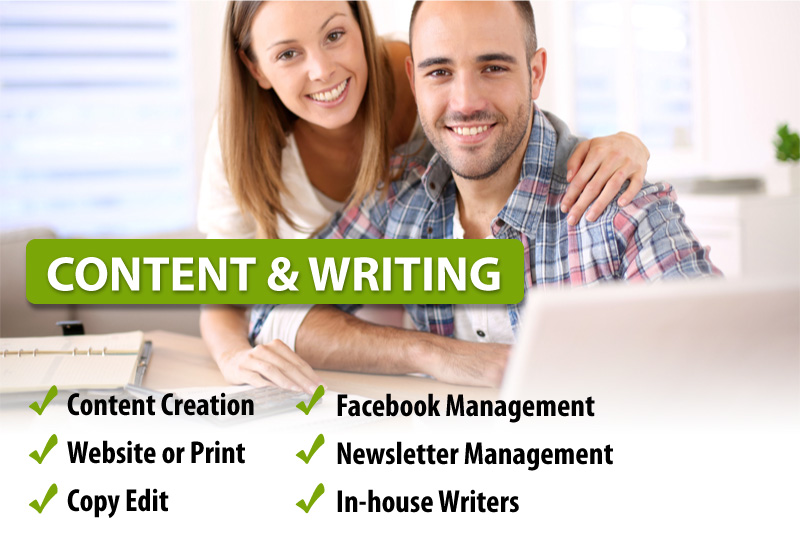 Affordable Content Writing Nevada Utah Arizona