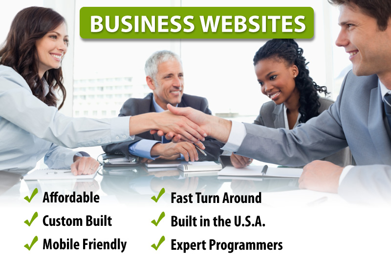 Affordable Business Website Nevada Utah Arizona
