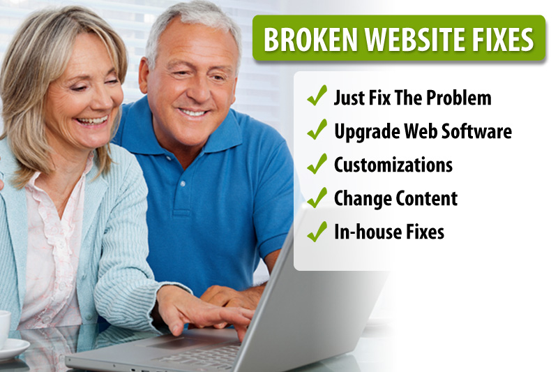 Fix Website Nevada Arizona