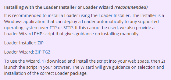 How To Use The IonCube Loader Wizard