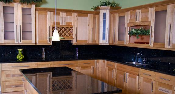 Granite Countertop Picture