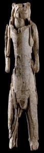 The Lion Man figurine. Copyright Ulmer Museum