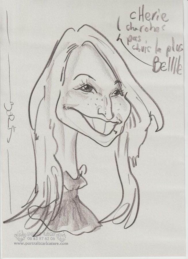 portrait Cindy
