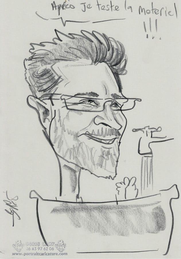 portrait OLIVIER CHARVET