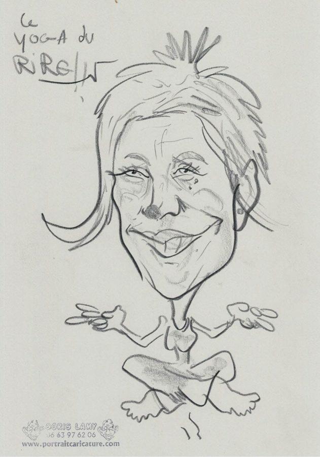 portrait VALERIE MARTIN