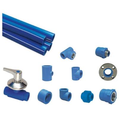 Tubería Polimex Azul Fusión