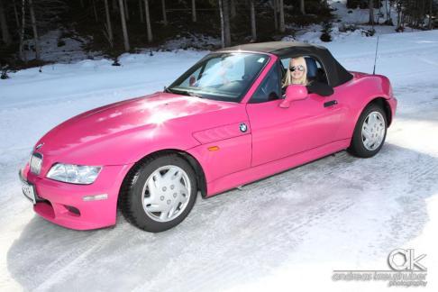 z3 pink