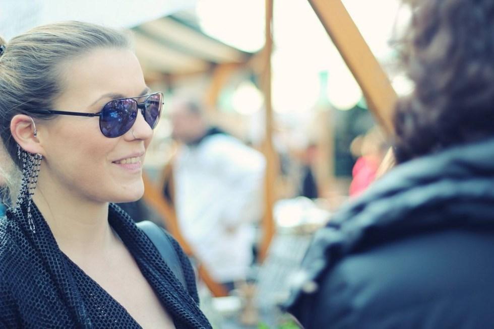 odprta kuhna, organic garden: interview designerin neli