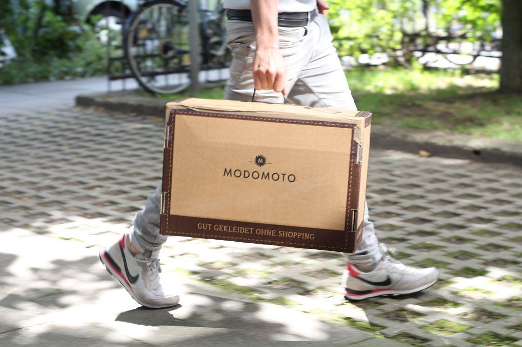 Modomoto Berlin - so funktioniert der Shoppingdienst für Männer!