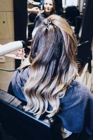 Clavi Cut with Ombre by hairdreams