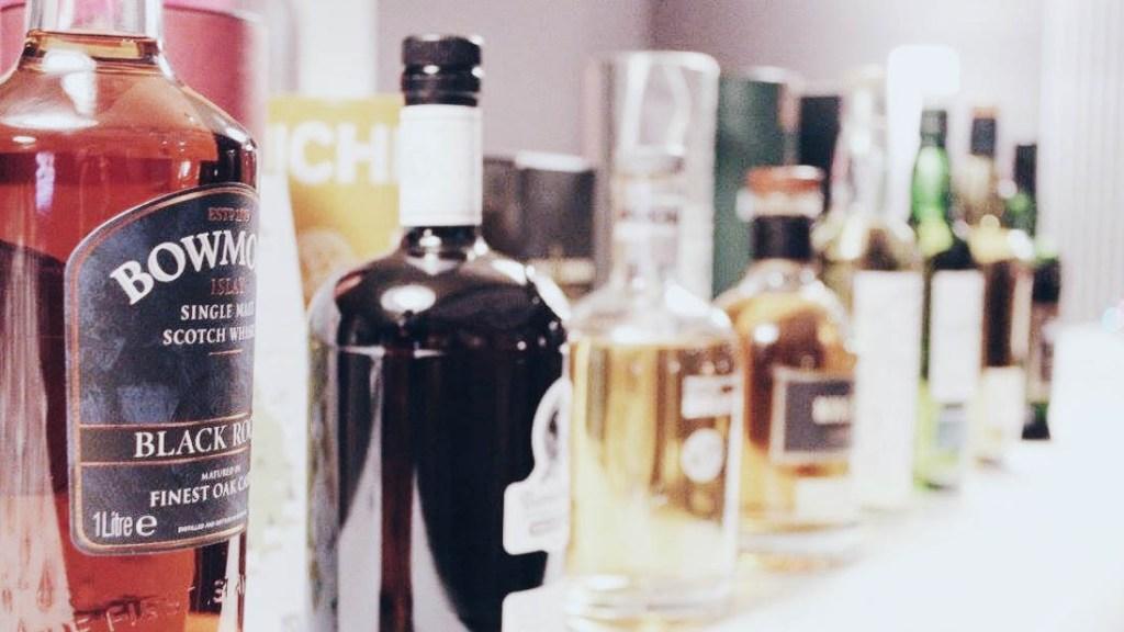Whisky Tasting mit Herrn Lutz